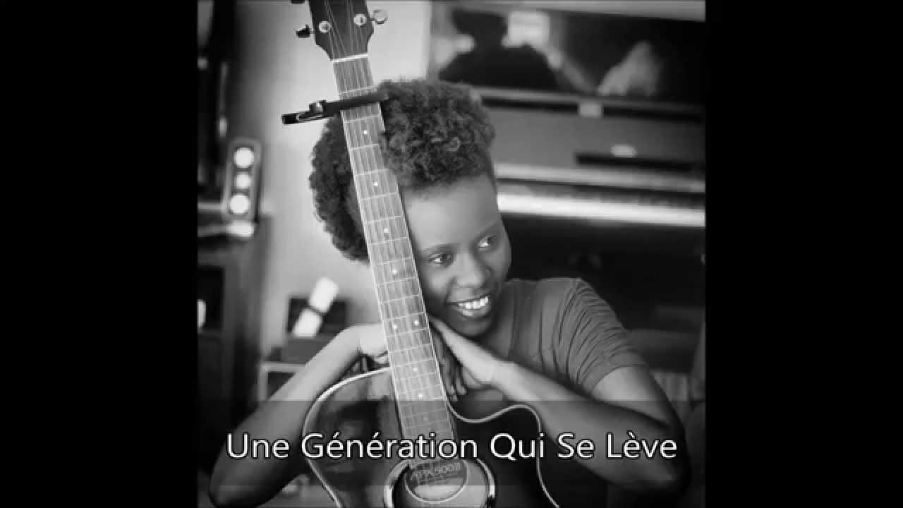 Une génération qui se lève