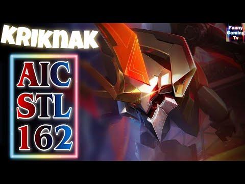 LIÊN QUÂN   Trải nghiệm Skin mới Kriknak ST.L - 162 cùng FUNNY GAMING TV