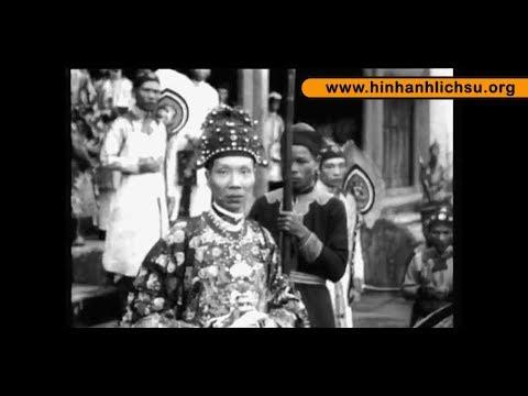 Phim tài liệu: Vua Khải Định nhà Nguyễn