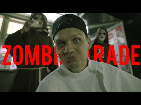 Martin - Zombieparade (Official Video) | Halloweenspecial