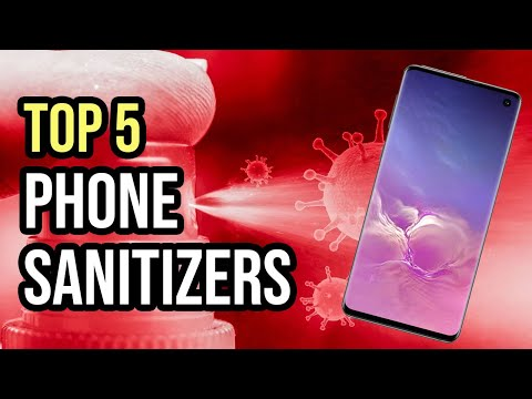 phone-sanitizers-best-5-in-2020