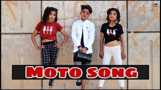 Motto Song | Bhoora Littran | Haani Records | Ishu Kunal Payal | Punjabi Song 2020 | Mk Studio