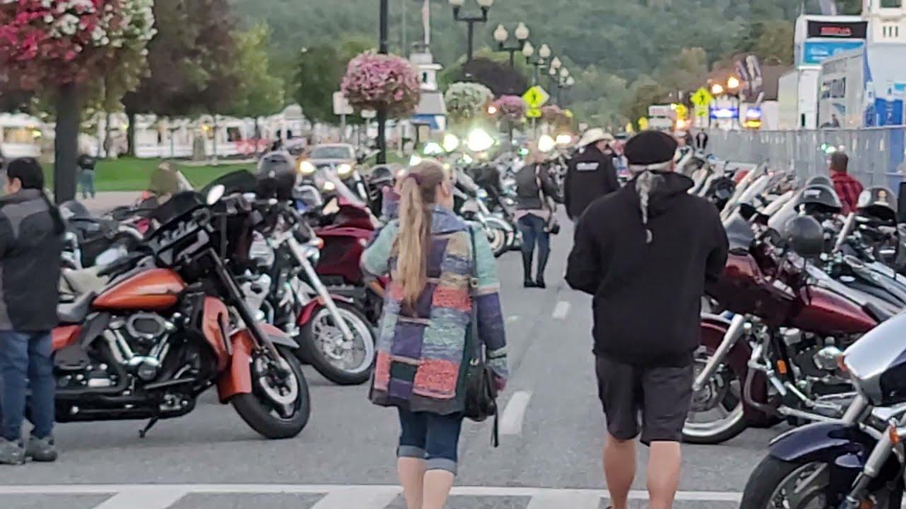AMERICADE 2021 LAKE GEORGE NEW YORK MOTORCYCLE RALLY
