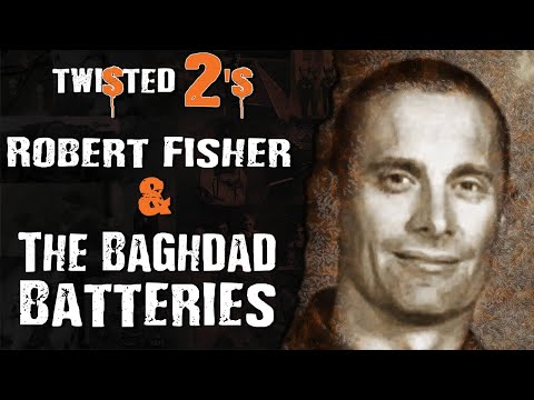 Twisted 2s #84 Robert Fisher & Baghdad Batteries