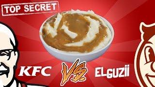 PURÉ KFC vs HECHO EN CASA | COCINA LAB | EL GUZII