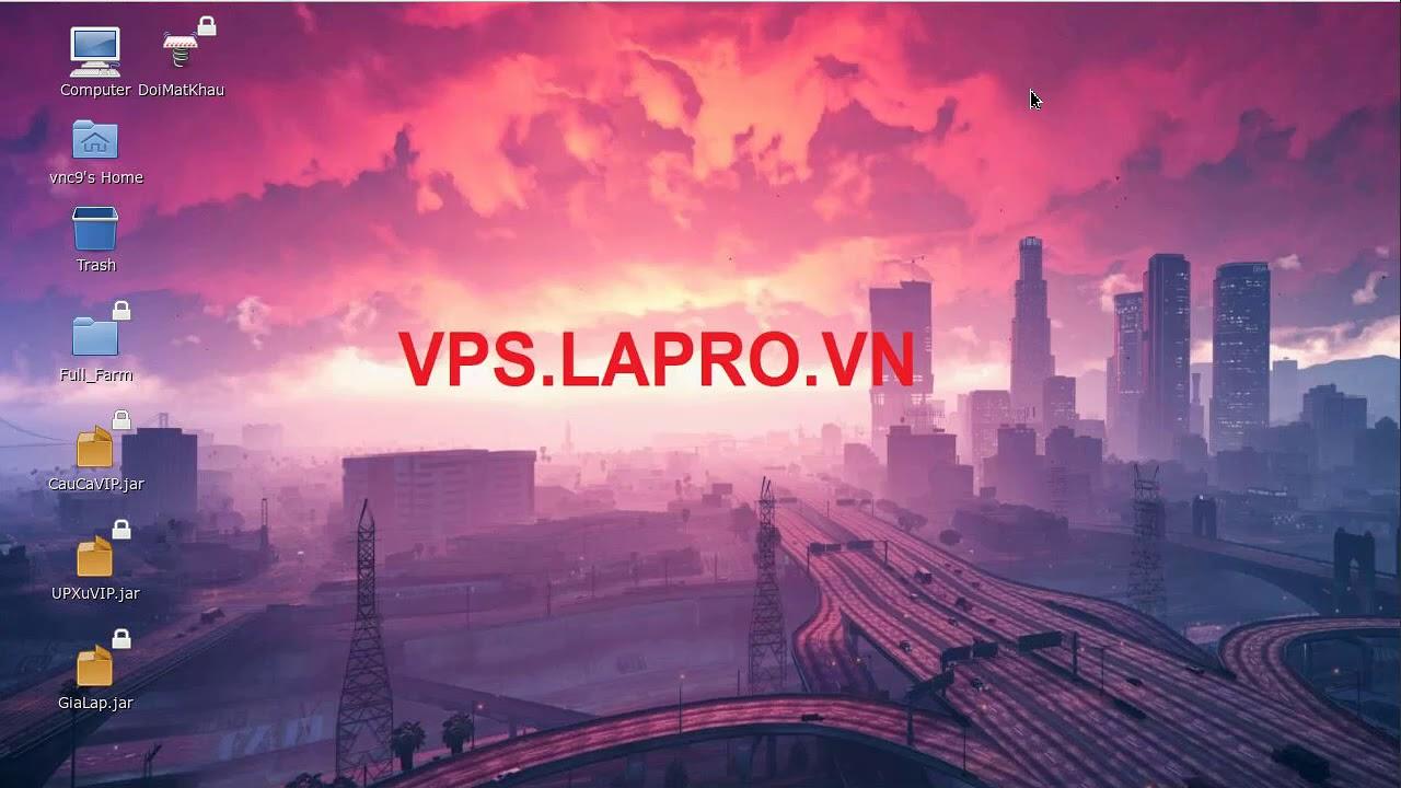 Review VPS Giá Rẻ Mới 2020 Treo Game JAVA Xịn Xò