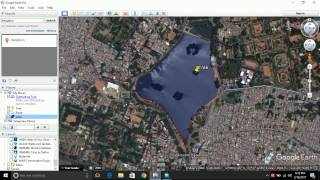 Working with KML and KMZ format / Digitize in Google Earth and Import as Shape File in ArcGIS