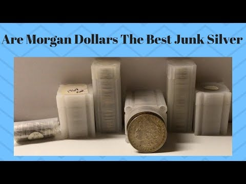 Are Morgan Dollars The Best Junk Silver Coin! (Especially Long Term)