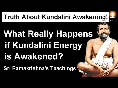Kundalini Awakening - What Will Really Happen if Kundalini Energy is Awakened? (kundalini shakti)