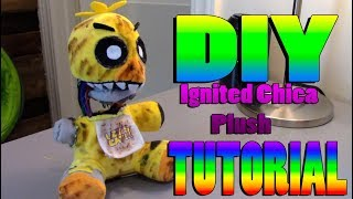 DIY Ignited Chica Plush Tutorial!!! thumbnail