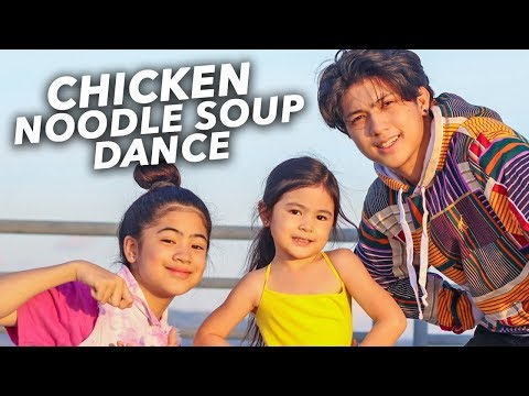 Chicken Noodle Soup – J-Hope ft Becky G Dance | Ranz and Niana