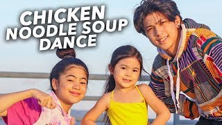 Chicken Noodle Soup - J-Hope ft Becky G Dance | Ranz and Niana