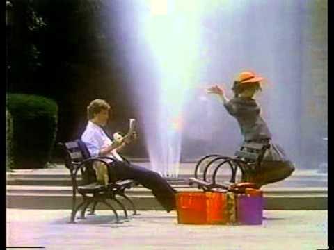 Leggs pantyhose 1988 commercial