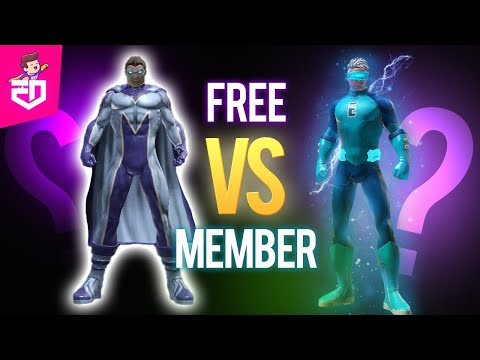 Download DCUO | Should you buy Membership OR stay Free 2 Play? | iEddy Gaming