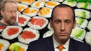 Twitter Reacts to Stephen Miller Getting Confronted at Sushi Place streaming