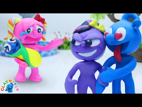 Tiny Was Caught Cheating Red Handed - Stop Motion Animation Short Film