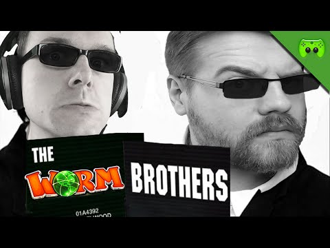 THE WORM BROTHERS 🎮 Worms Clan Wars #197