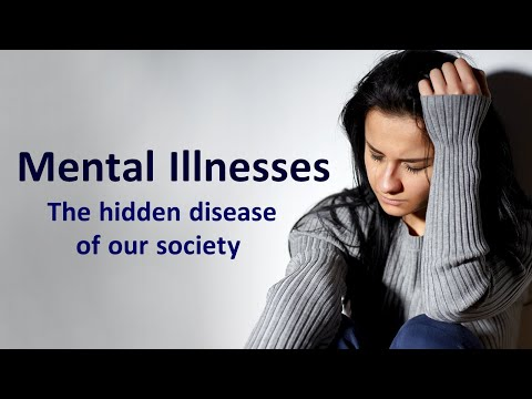Mental Disorders in Developed Countries