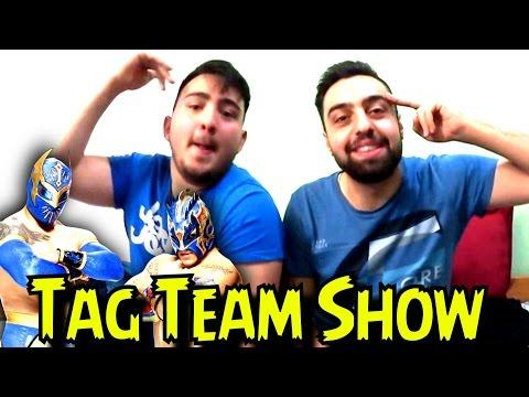 Kemerli Tag Team Turnuvasi   WWE 2K16   Ibo ile
