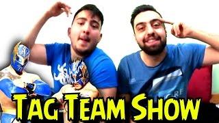 Kemerli Tag Team Turnuvasi | WWE 2K16 | Ibo ile