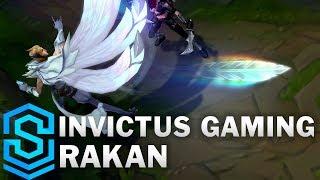 Invictus Gaming Rakan Skin Spotlight - League of Legends