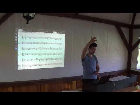Как работать с многоголосием в хоре? Промо видеокурса по хоровому сольфеджио