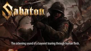 Sabaton - Diary Of An Unknown Soldier (Lyrics)