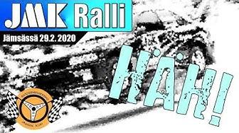 JMK-ralli 2020 - virallinen tiedonanto