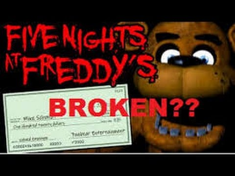 Cheat! code how to Skip Nights In Fnaf 1/2 under TWO SECONDS