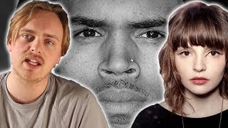 Gus Johnson and CHVRCHES are Right About Chris Brown