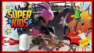 Super Kids | Pessoas Incríveis - OrbTV