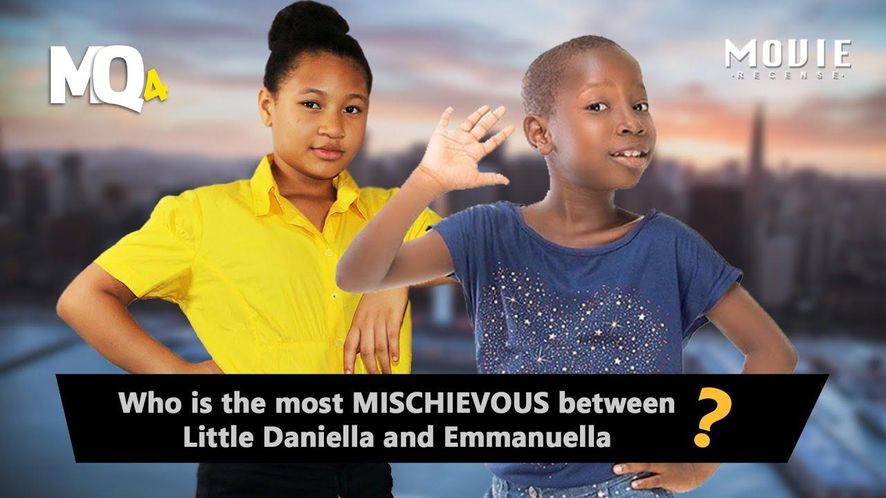 Download Most Mischievous Between Emmanuella and Little Daniella