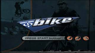 Gravity Games Bike: Street Vert Dirt (PS2) w/ Gizmo