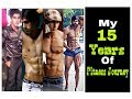 My 15 Years Of Fitness Journey| Rubal Dhankar | Delhi Police|