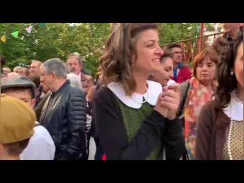Verbena Galega d'Antes, en la Praza Maior