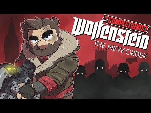 Wolfenstein: The New Order   The Completionist
