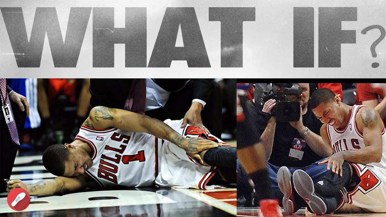 f0eed3fb8b67 What If Derrick Rose Never Got Injured  - YouTube