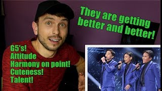 Vocal coach YAZIK reacts to TNT Boys at The World's Best - LISTEN live