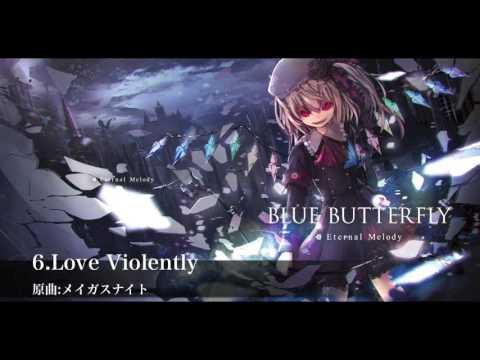 例大祭-2016春 Eternal Melody 「BLUE BUTTERFLY」 XFD