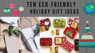 Ten zero waste gift ideas / eco ...