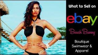 Video Hot Brand to Sell on eBay:  Beach Bunny Swimwear and Apparel download MP3, 3GP, MP4, WEBM, AVI, FLV Februari 2018
