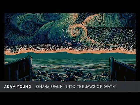 "Adam Young - Omaha Beach [Full Album] ""Into the Jaws of Death"""