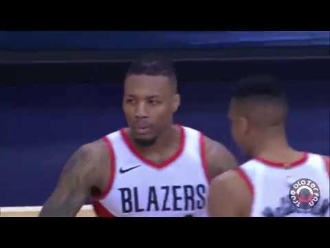 Portland Trail Blazers vs Phoenix Suns - Full Game Highlights - Damian Lillard Buzzer Beater