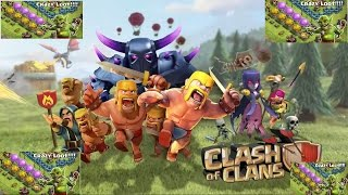 Clash of Clans| clash of clan live stream| Crazy loot !!!Maker Live Stream||COC |Clash of Clans 2017