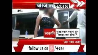 Another inebriated girl found creating a ruckus in Dehradun