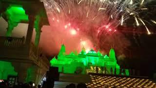 Swaminarayan (BAPS) Temple Atlanta.GA Diwali 2017 Celebration