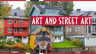 Open Air ART & STREET ART