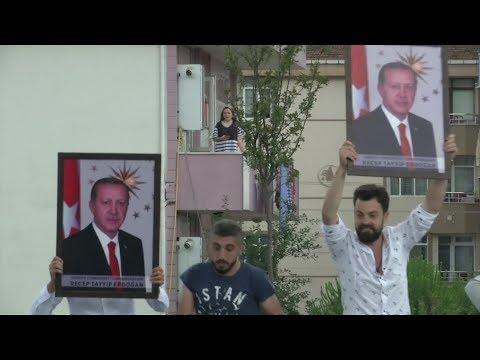 """""""Gerechtigkeitsmarsch"""" nach Istanbul: Oppositionsführer fordert Erdogan heraus"""