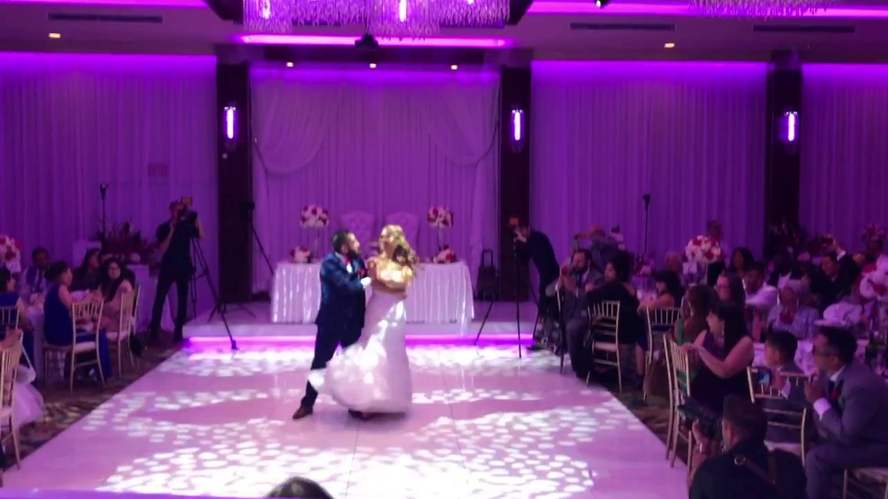 This DJ Wedding Bridal Party Grand Entrance To First Dance