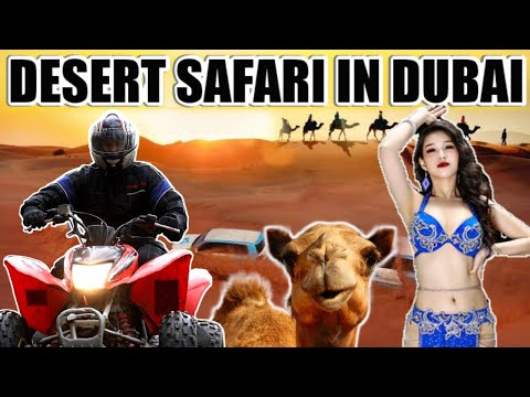 Dubai Desert Safari | Dune | Belly Dance | Toyota |Tamil Vlog| Travel Vlog | English Subtitles|2020